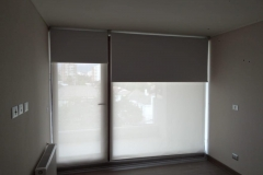 Doble Roller Screen + Black Out